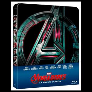 Vengadores: La Era de Ultron Steelbook