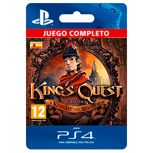 King's Quest Cap 1: A Knight to Remember PS4