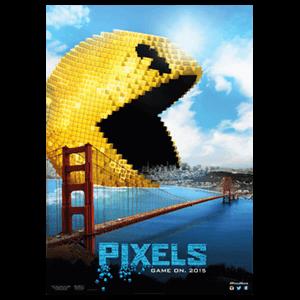 Poster Pixels