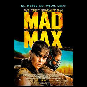 Poster Mad Max Furia en la Carretera