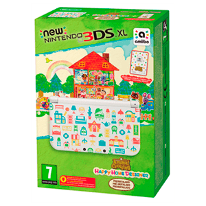 New Nintendo 3DS XL Especial Animal Crossing preinstalado