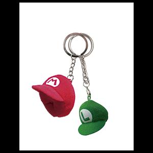 Llavero Gorra Mario/Luigi