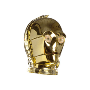 Casco Star Wars: C-3PO