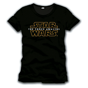 Camiseta Star Wars The Force Awakens Talla M