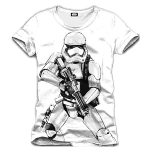 Camiseta Star Wars Stormtrooper Talla XL