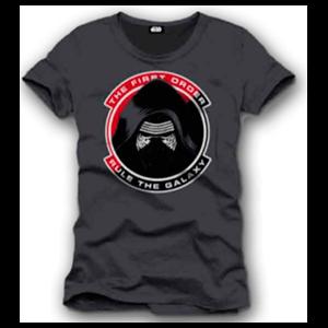 Camiseta Star Wars The First Order Talla S