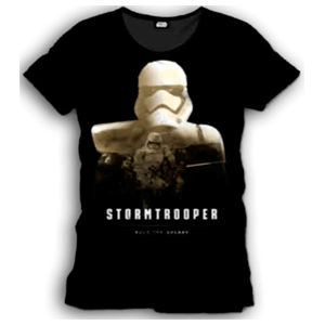 Camiseta Star Wars Stormtrooper Face Talla S