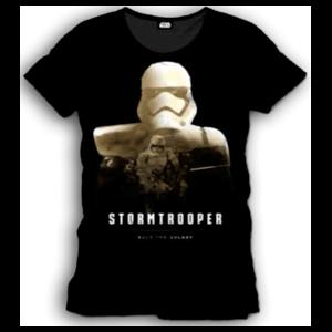 Camiseta Star Wars Stormtrooper Face Talla S