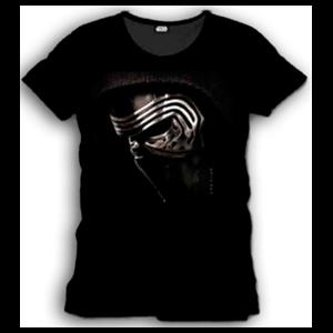 Camiseta Star Wars Kylo Ren Face Talla S