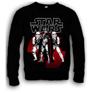 Jersey Star Wars Phasma and Troopers Talla XL