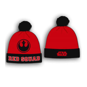 Gorro Star Wars Red Squad