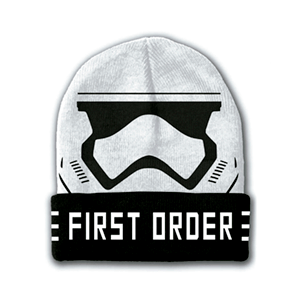 Gorro Star Wars First Order Stormtrooper