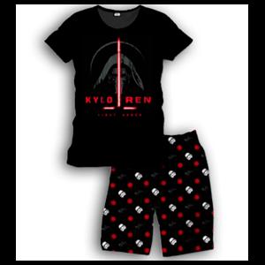 Pijama Corto 2 Piezas Star Wars Kylo Ren Sword S