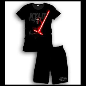 Pijama Corto 2 Piezas Star Wars Kylo Ren M
