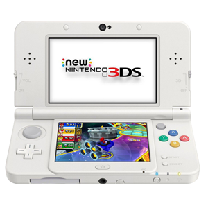 New Nintendo 3DS Blanco