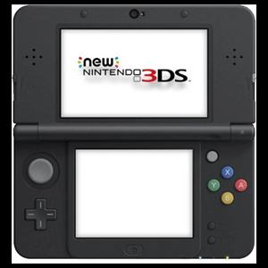 New Nintendo 3DS Negro