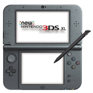 New Nintendo 3DS XL Negro Metálico