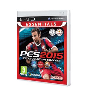 Pro Evolution Soccer 2015 Essentials