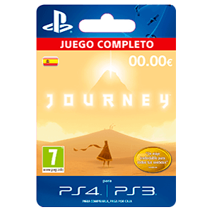 Journey (PS4/PS3)