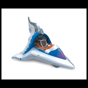 Figura Skylanders Superchargers Vehiculo Sky Slicer