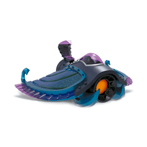 Figura Skylanders Superchargers Vehiculo Sea Shadow