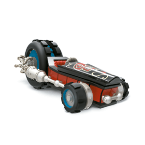 Figura Skylanders Superchargers Vehiculo Crypt Crusher