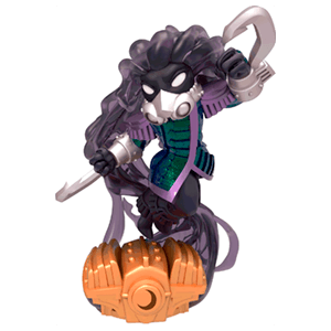 Figura Skylanders Superchargers Driver Night Fall