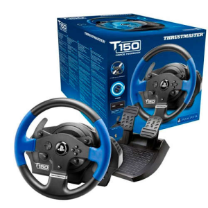 Volante Thrustmaster T150RS PS4-PS3-PC -Licencia Oficial Sony-