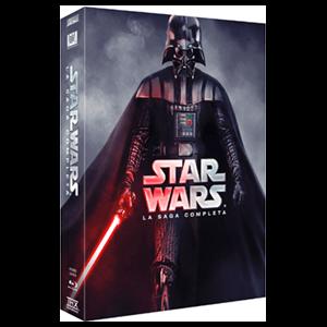 Star Wars Saga Completa 2015