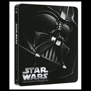 Star Wars IV: Una Nueva Esperanza Steelbook
