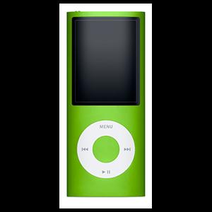 iPod Nano 4ª Gen 8Gb (Verde)