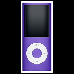 iPod Nano 4ª Gen 8Gb (Morado)