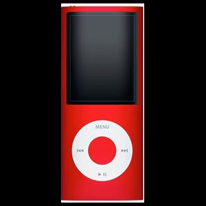 iPod Nano 4ª Gen 8Gb (Rojo)