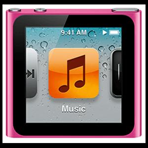 iPod Nano 16Gb (Rosa) 6ª GEN***