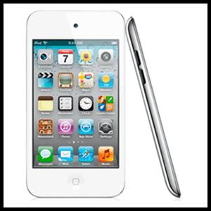 iPod Touch 4ª Gen. 08Gb (Blanco)