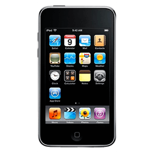iPod Touch 2ª Gen. 08Gb (Negro)