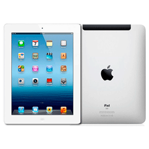 iPad 3 3G 32Gb. (Blanco)