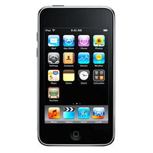 iPod Touch 3ª Gen. 64Gb (Negro)