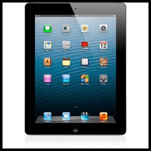 iPad Retina 3G 16Gb (Negro)
