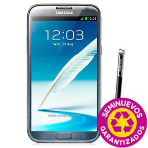 Samsung Galaxy Note II 16Gb Gris - Libre -