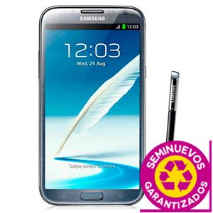 Samsung Galaxy Note II 16Gb Gris - Libre -