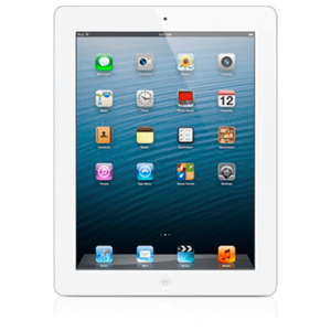iPad Retina 3G 64Gb (Blanco)