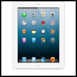 iPad Retina 3G 64Gb (Blanco)