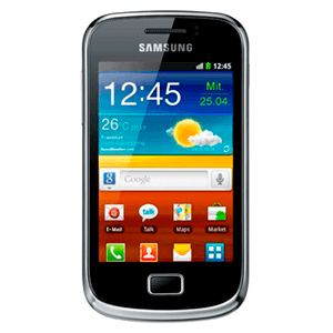 Samsung Galaxy Mini 2 4Gb (Negro) - Libre -