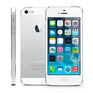 iPhone 5 32Gb Blanco - Libre -