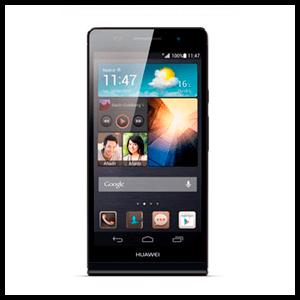 Huawei Ascend P6 8Gb Negro - Libre -
