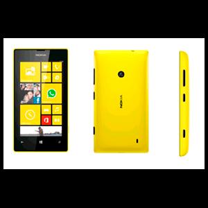 Nokia Lumia 520 8Gb Amarillo - Libre -