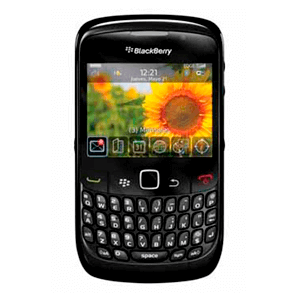 Blackberry Curve 8520 256Mb Negro - Libre -