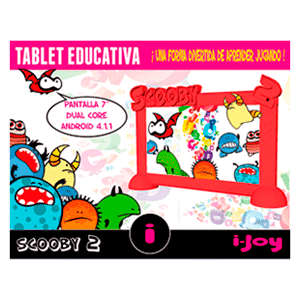 "Tablet Scooby-2 7"" iJoy"