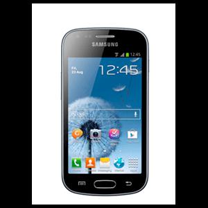 Samsung Galaxy Trend 4Gb Negro - Libre -